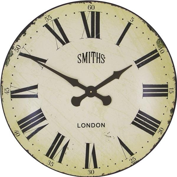 Smiths Clocks Extra Large Smiths Dial Wall Clock 70cm
