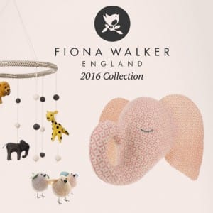 Fiona Walker Animal Heads
