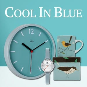 Cool in Blue Homeware and Gifts