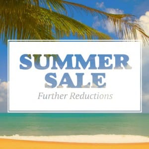More Summer Sale Savings and Reductions