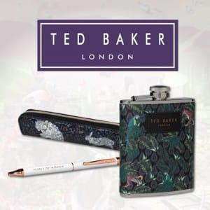 New Ted Baker Gifts and Accessories