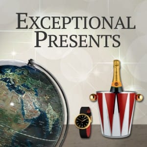 Exceptional Christmas Gifts