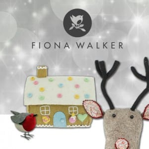 Fiona Walker England Christmas Home Decor