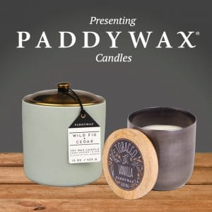 Paddywax Candles Collection