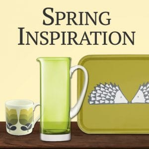Spring Homeware and Gifts