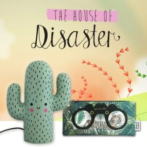 New House Of Disaster Designs