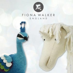 New Fiona Walker Designs