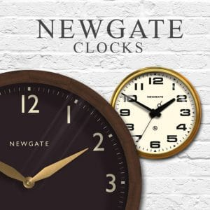 New Newgate Clock Designs