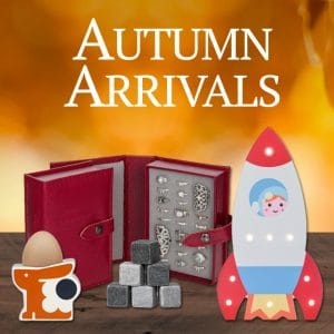 New Products: Autumn Arrivals