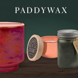 Paddywax Candles & Diffusers
