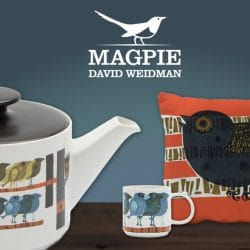Magpie David Weidman Collection