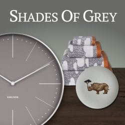 Grey Homeware