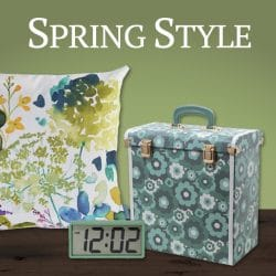 Spring Style Home Accessories