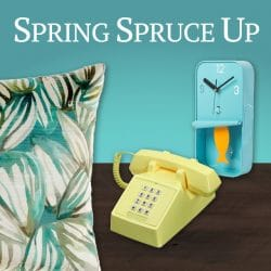 New Homeware For Spring