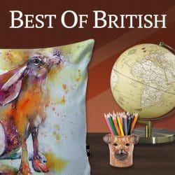 Best Of British Home Accessories & Gifts