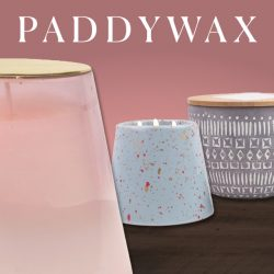 New Paddywax Candles
