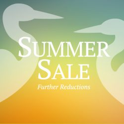 Further Reductions Summer Sale