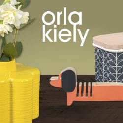 New Orla Kiely Home Accessories