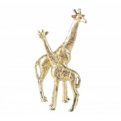 Brass Giraffe Ornament