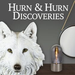 New Hurn and Hurn Discoveries