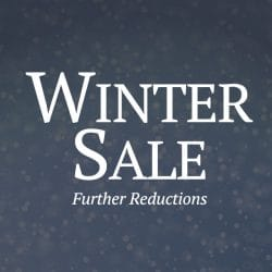 Winter Sale: Further Reductions