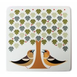 I Like Birds Hawfinch Placemats Set Of 4