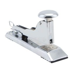 Monograph Large Office Silver Stapler