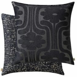 Orla Kiely Climbing Daisy Luxury Velvet Cushion