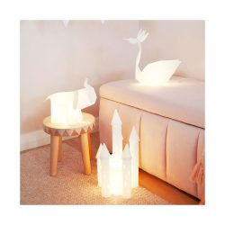 Decorative Origami Warm White LED 3D Table Lamps
