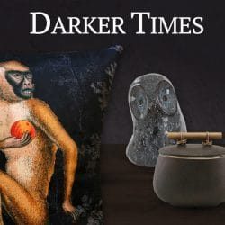 Darker Times Halloween Homeware