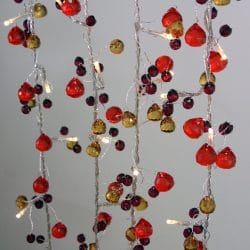 Scarlet Chic LED Warm White String Fairy Lights