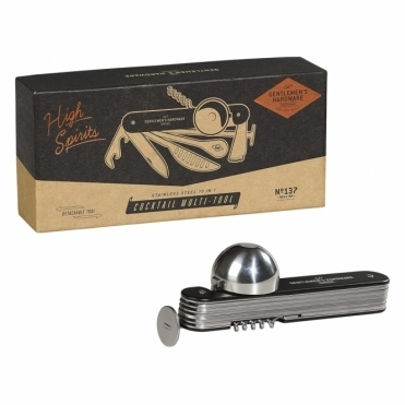 10 in 1 Cocktail Multi Tool - Gift Box