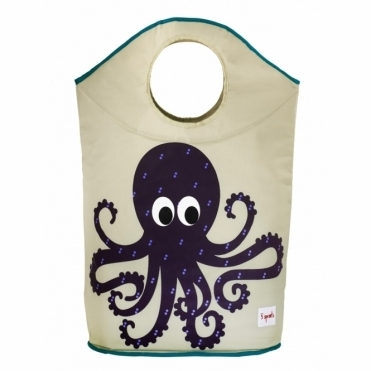 Laundry Hamper - Octopus