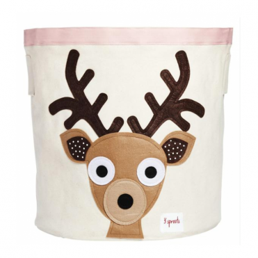 Storage Bin Large - Deer
