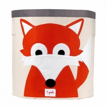 Storage Bin Large - Fox