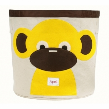 Storage Bin Large - Monkey