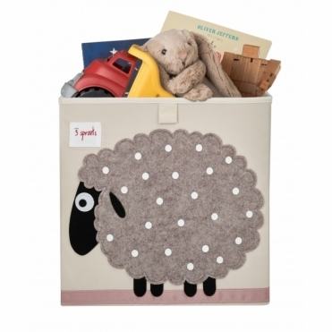 Storage Box - Sheep