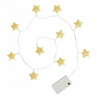LED Fairy String Lights - Stars