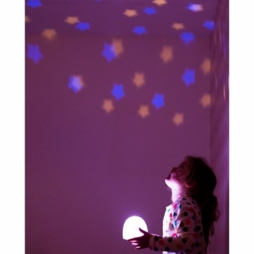 Rainbow Projector Starry Light