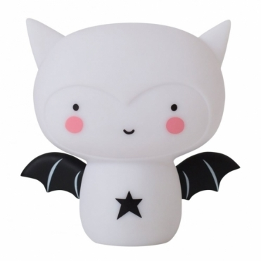 Rechargeable Night Light Table Lamp - Bat