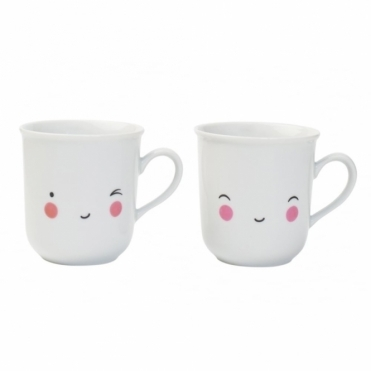 Thirs-tea Happy Mugs - Set of 2