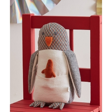 Penguin & Fish Soft Toy