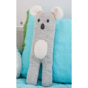 Soft Knit Toy - Koala