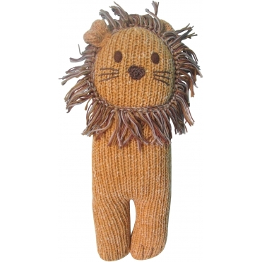 Soft Knit Toy - Lion
