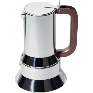 Espresso Stovetop Coffee Maker 9090/M by Richard Sapper - 10 Cup