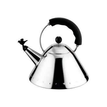 Whistling Bird Kettle Black 9093 B