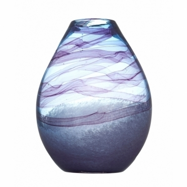 Althea Vase Medium - Lapis