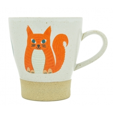 Anna Squirrel Mug in Gift Box
