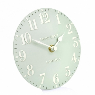 Arabic Mantel Clock Duck Egg