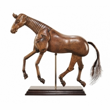 Artist Horse Wood - Articulated
